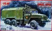 Подвижный командный пункт Урал 375A