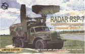Советская радиолокационная станция РСП-7