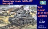 Истребитель танков Мардер III Sd.139