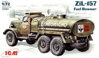 Автозаправщик ЗиЛ-157 ICM 72561