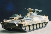 Советский бронированный тягач МТ-ЛБМ 6M1B3