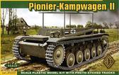 Немецкий инженерный танк Pionier Kampfwagen II