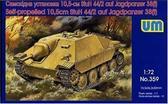 САУ 105 мм StuH 44 / 2 auf Jagdpanzer 38 (t)
