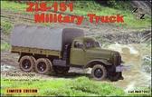 Военный грузовик ЗИС-151