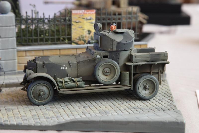 Британский бронеавтомобиль Pattern 1920 Mk.I Roden 801