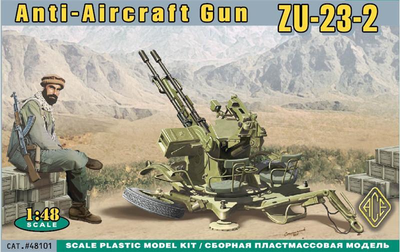 Зенитная установка ЗУ-23-2 Ace 48101