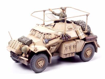 Немецкий бронеавтомобиль Sd.Kfz.223 Tamiya 35268