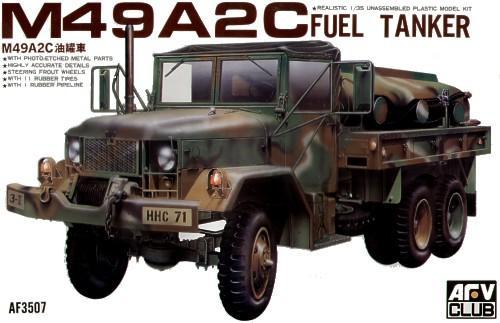 Грузовик M49A2C с топливным баком Afv-Club 35007