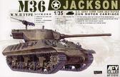 САУ M36 Jackson