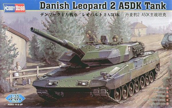 Датский танк