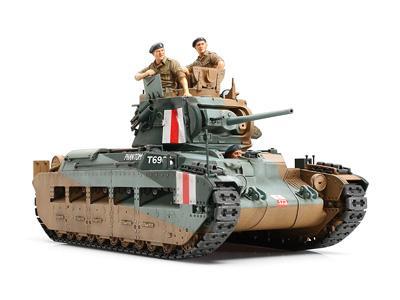 Танк Matilda Mk.III/IV Tamiya 35300
