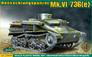 Легкий танк Mk.VI 736(e) Beobachtungspanzer Ace 72519 основная фотография