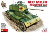 Британский бронеавтомобиль AEC Mk.III