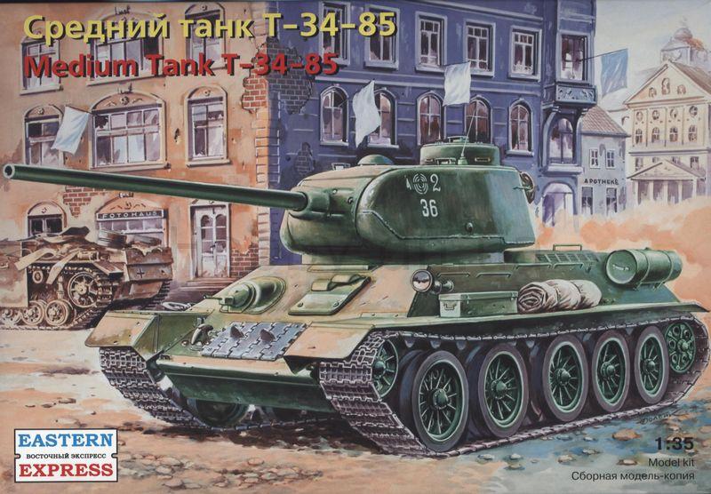 Танк Т-34-85 Eastern Express 35146