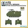 Бронетранспортер M113A1 (2 модели в наборе) S-model 720070 основная фотография
