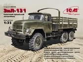 Советский армейский грузовой автомобиль ЗиЛ-131 ( 20,1 см )