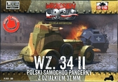 Польский бронеавтомобиль WZ.34 II
