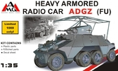 Бронеавтомобиль ADGZ (FU)