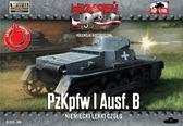 Танк PzKpfw I Ausf.B