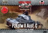 Танк PzKpfw II Ausf.C