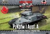 Танк Pz.Kpfw I Ausf.A