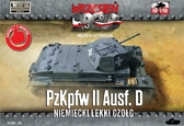Танк PzKpfw II Ausf.D