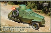 Бронеавтомобиль Marmon-Herrington Mk.II Mobile Field Force type