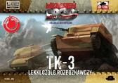 Разведывательная танкетка ТК-3