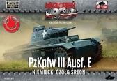 Танк PzKpfw III Ausf.E