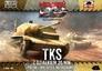 Разведывательная танкетка TKS с 20-мм орудием First To Fight 001 основная фотография
