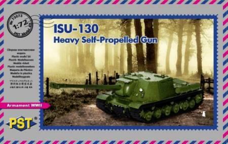 Тяжелая САУ ИСУ-130 PST 72073