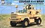 Бронеавтомобиль Cougar 4X4 MRAP Panda 35003 основная фотография