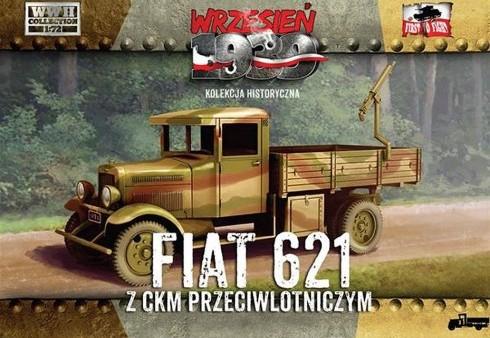 Польский грузовик Fiat 621 First To Fight 017