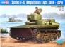 Советский легкий танк Т-37, ранний Hobby Boss 83818 основная фотография