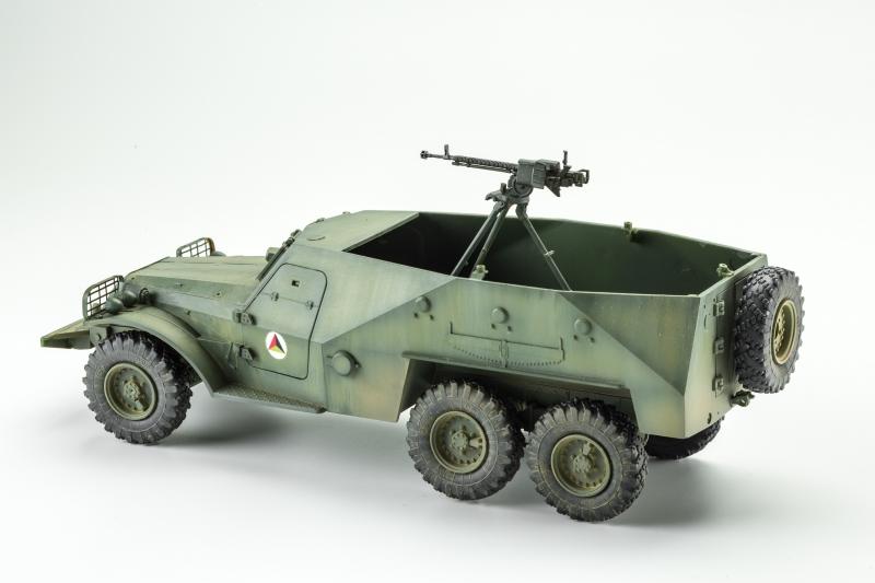 БТР-152 с пулеметом ДШК Skif 240