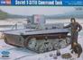Советский танк T-37ТУ Hobby Boss 83820 основная фотография