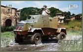 Легкий разведывательный бронеавтомобиль Otter