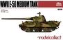 Немецкий тяжелый танк E-50 Model Collect 72018 основная фотография