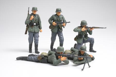 Немецкая пехота (Французская кампания) Tamiya 35293