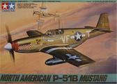 Истребитель North American P-51B Mustang