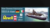 Немецкая подводная лодка U212