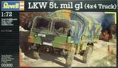 Грузовик LKW 5t. mil gl