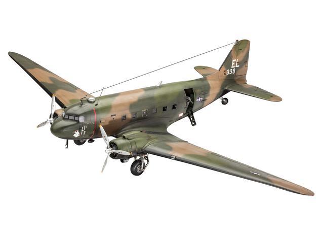 Боевой самолет AC-47D