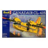 Противопожарный самолет-амфибия Canadair CL-415