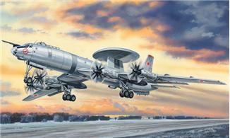 Самолет Tupolev ТУ-126 Amodel 72017