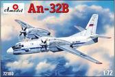 Многоцелевой транспортный самолет Антонов Ан-32B