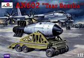 Термоядерная авиационная бомба AN602 «Царь-бомба»