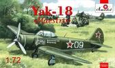 Учебно-тренировочный самолет Як-18 Maesto