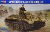 Танк German Pzkpfw.I Ausf.J (VK1801), поздний