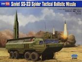 Советский оперативно-тактический ракетный комплекс SS-23 Паук
